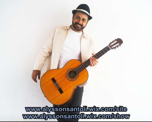 Fotos de Alysson santoli músico p/ festas e eventos (41)9928-5710 5