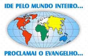 Missionarios em apoio para igrejas do senhor