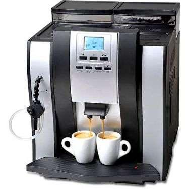 Máquina de café expresso digital menno me-709 com moedor automático