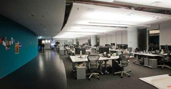 Empresa de midia online e tecnologia contrata
