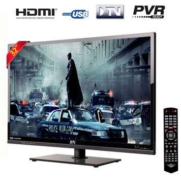 Tv semp toshiba tela led 32 polegadas dtv 720p com conversor digital entrada hdmi e usb