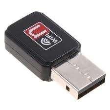 Adaptador wireless usb wifi 150 mbps b/g/n