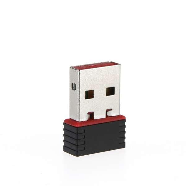 Mini - micro adaptador wireless usb wifi 150 mbps b/g/n