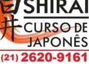 Curso de japonês copacabana e niterói
