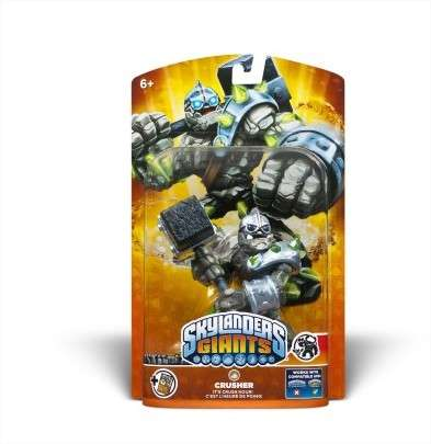 Skylanders giants battle pack 1dragonfire cannon chop chop shroomboom
