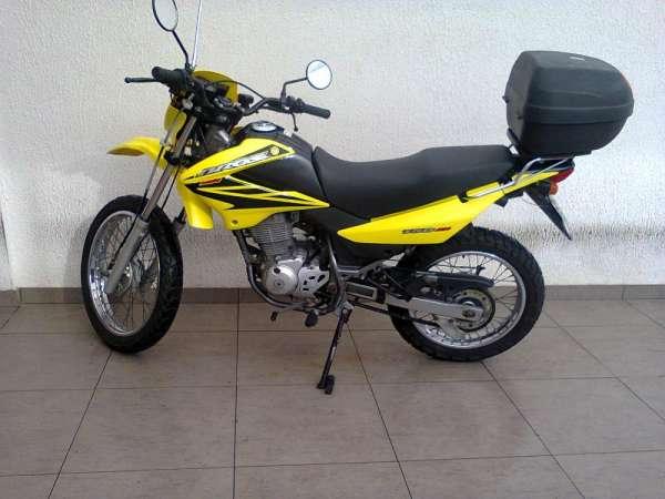 Honda/nxr150 bros ks 4.850.00 moto exelente