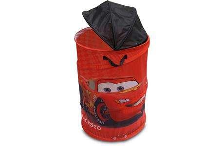 Porta-brinquedos portátil carros - zip toys