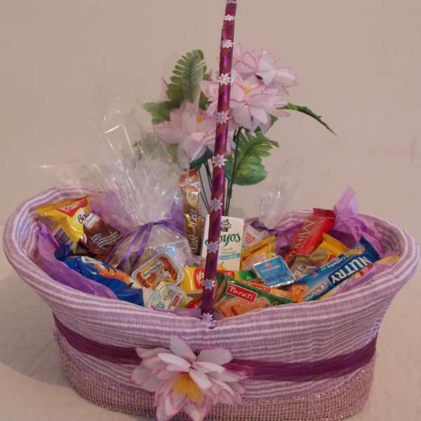 Cestas de café da manhã em curitiba, flores e presentes