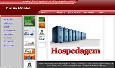 Sites gratis e loja do mercado livre