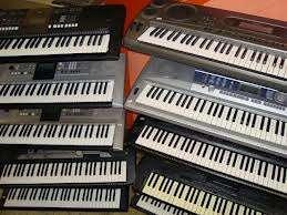 Comprar ou vender instrumentos musicias usados ?
