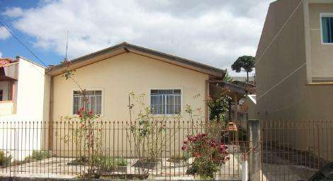 Vendo casa bairro alto terreno 500m2 curitiba-pr