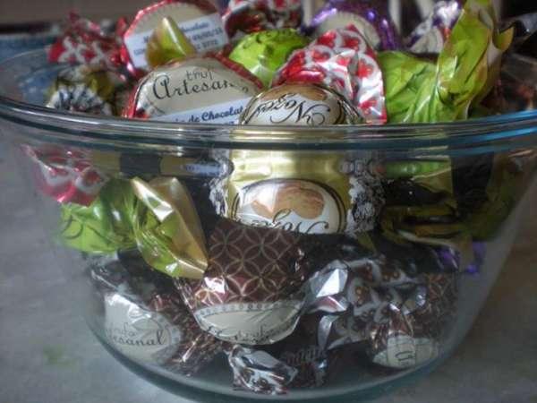Venda de chocolate trufado em uberlãndia
