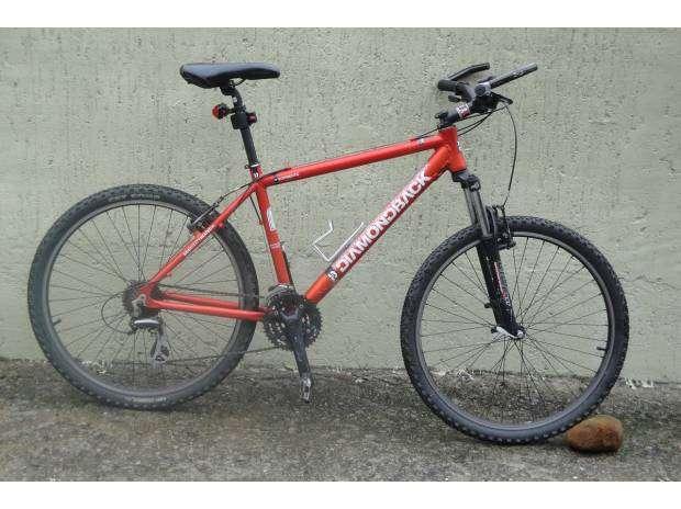 Florianópolis, vende-se bicicleta moutain bike diamond back importada.