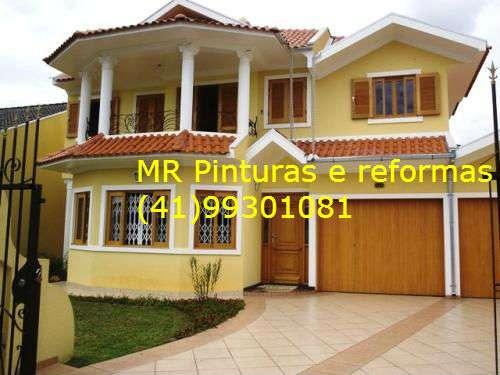 Pintor residencial -curitiba pr especializado em pintura