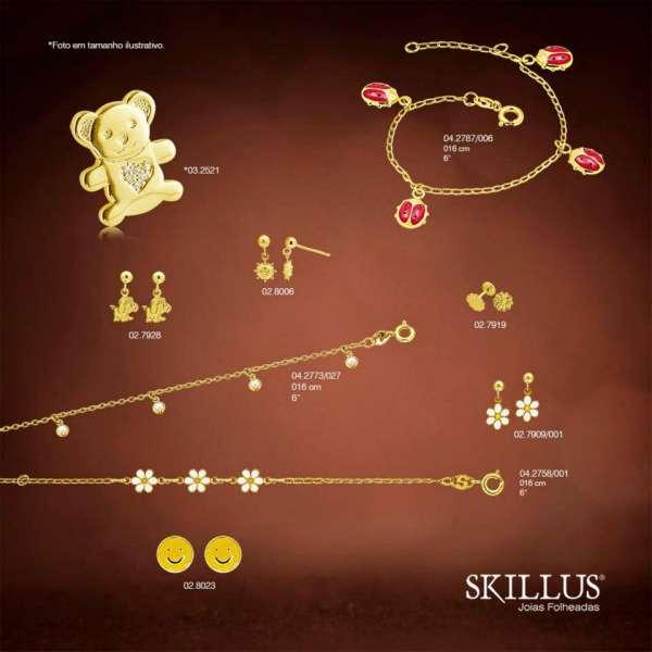 Fotos de Semi jóias folheadas antialérgicas com garantia 5