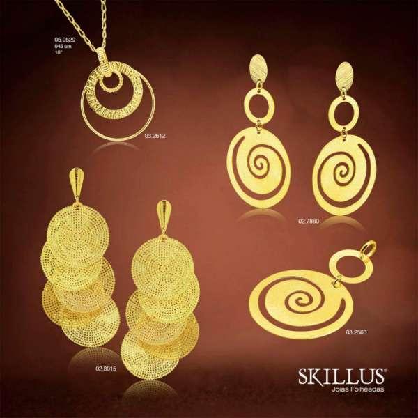 Fotos de Semi jóias folheadas antialérgicas com garantia 1