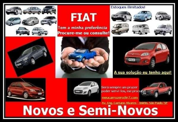Fiat da direto concessionária e novos e usados de outras marcas