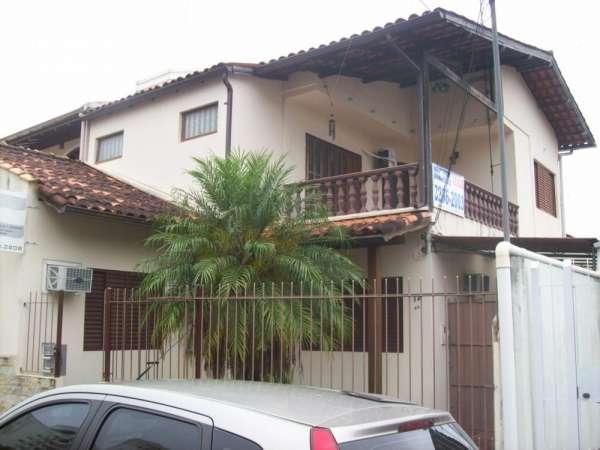 Casa residencial e comercial - trindade- floripa