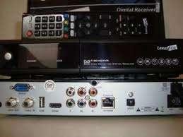 Decodificadores lexusbox f-90