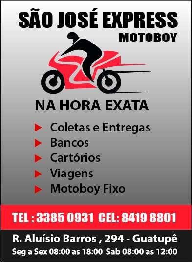 S?o jos? express (moto-boy)