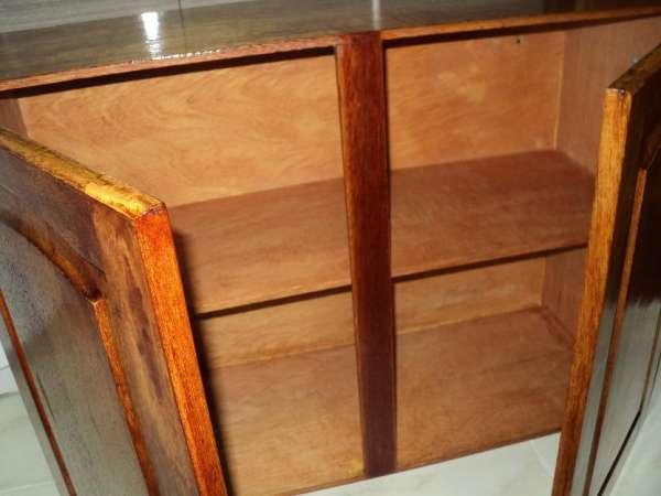 Armario de cozinha madeira