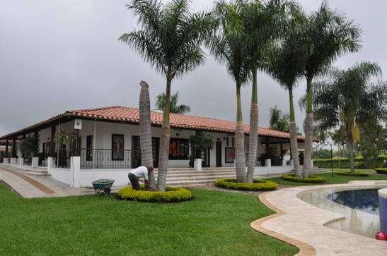 Casas campestres en colombia