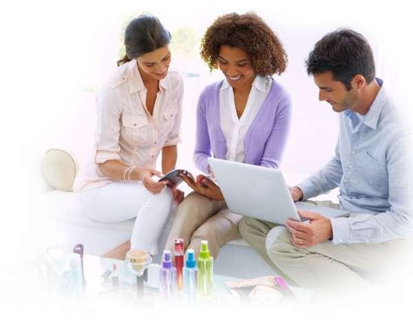 Revendedores e gestores - cosméticos e perfumaria 100% de lucro