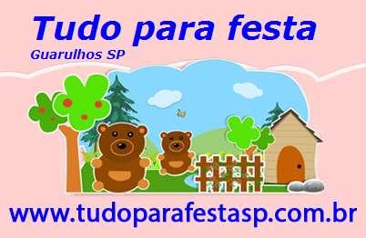 Buffet infantil sp decoração para festa infantil - tudo para festa sp