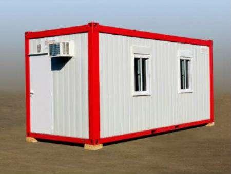 Locação de container escritório com banheiro