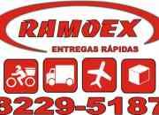 motoboy-Ramoex Entregas Rapidas 41-3229-5187