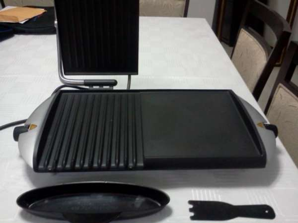 Chapa & grill george foreman
