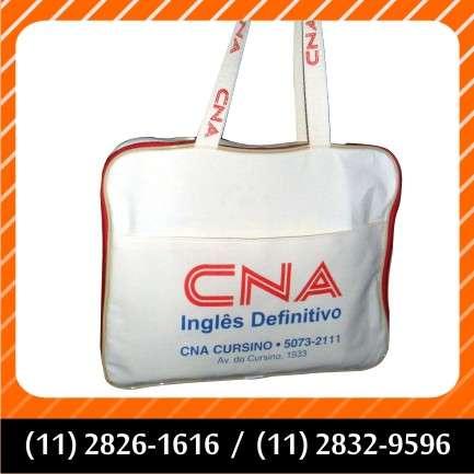 242d0cc96 Pastas congresso, pastinha em lona e nylon, algodão cru , bolsas  promocionais personalizadas para