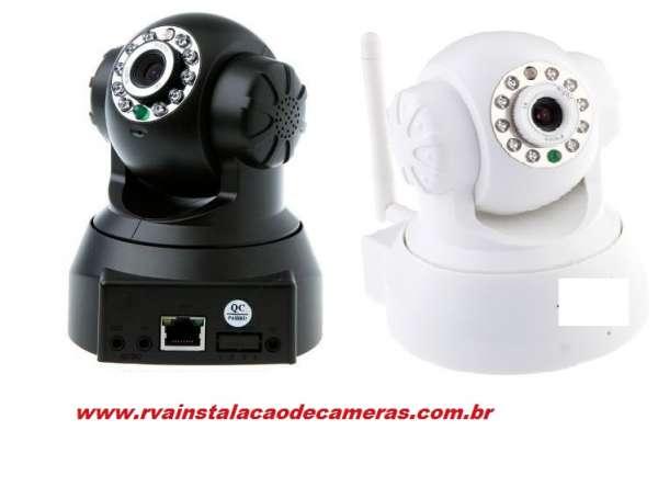Câmera ip wireless antenna
