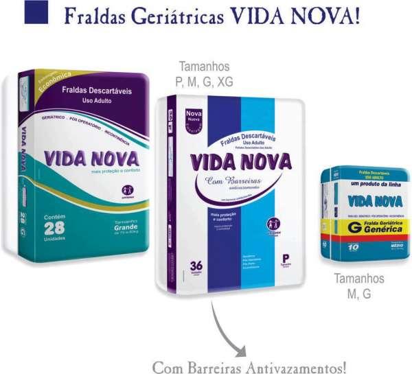 Fotos de Fralda geriátrica vida nova 3