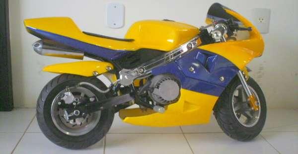Mini moto ninja 50 cc 2 tempos runway