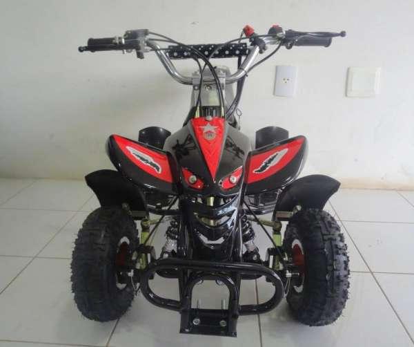 Mini quadriciculo 50cc 2 tempos runway