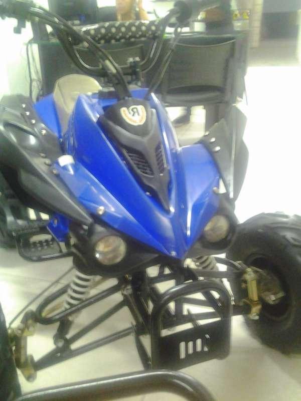 Quadriciculo sport 125cc runway
