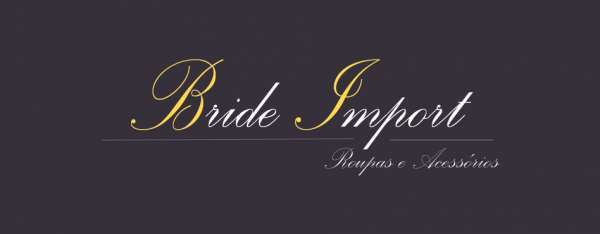 Bride import atacadista no segmento de noivas