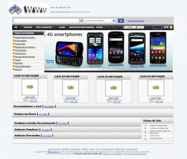 Fotos de Tenha seu site tipo mercado livre, ebay e phplev na internet 2