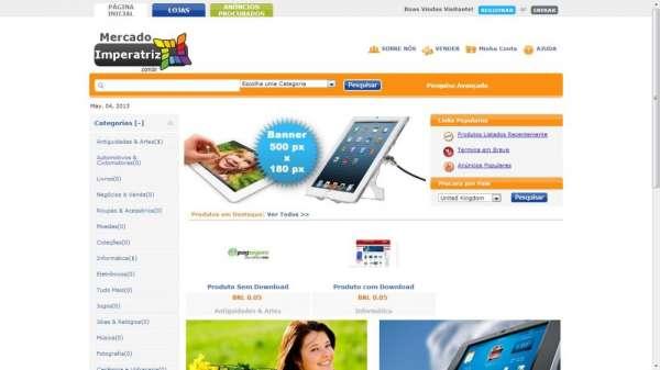 Fotos de Tenha seu site tipo mercado livre, ebay e phplev na internet 3