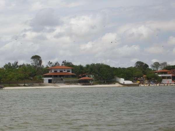 Lagoa do banana mansão