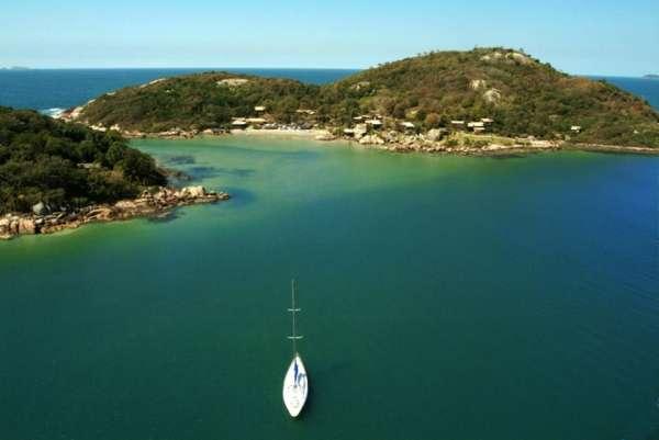 Pousada a venda em ilha no sul do brasil