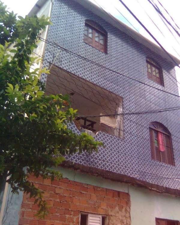 Augo casa 1º andar em brotas próximo a comercial ramos