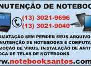Manutenção de notebook em santos