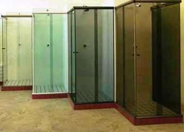 Montagem Vidro Temperado E Comum Box Para Banheiro