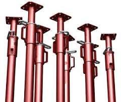 Suporte de aço para vigas de concreto