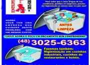 LIMPEZA DE CAIXA D'AGUÁ E CISTERNA (48)3025-6363 ATENDIMENTO COM GARANTIA E QUALIDADE