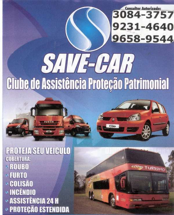 Save-car prote??o automotiva