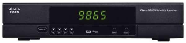 Cisco d9865h power vu