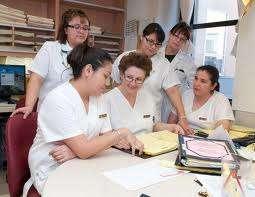 Busca de professores enfermeira